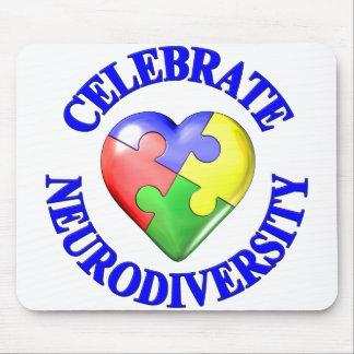 Celebrate Neurodiversity Mouse Pad