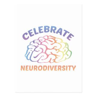 Celebrate Neurodiversity Postcard
