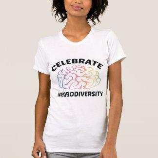 Celebrate Neurodiversity T Shirt
