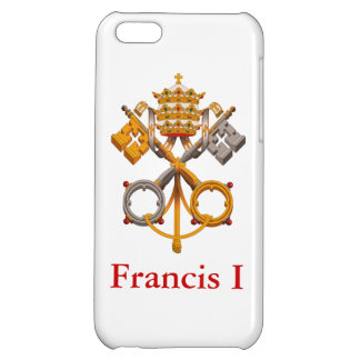 Celebrate New Pope Francis the First! iPhone 5C Covers