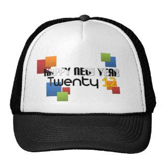 Celebrate New Year 2012 Trucker Hat