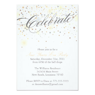Celebrate New Year Card