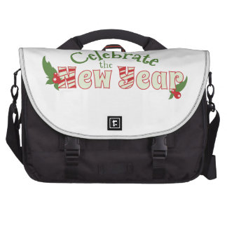 Celebrate New Year Commuter Bag