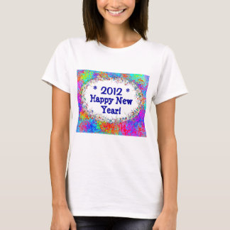 Celebrate New Year's t-shirt