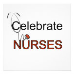 Celebrate Nurses T-shirts and Gifts Announcements
