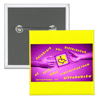 cElEbRaTe OuR dIfFeReNcEs Pin