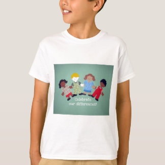 Celebrate Our Differences! T-Shirt