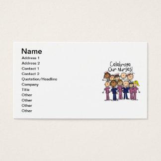Celebrate Our Nurses Business Card