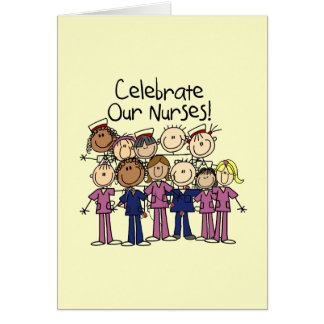 Celebrate Our Nurses Card