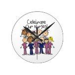 Celebrate Our Nurses Clock