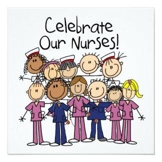 Celebrate Our Nurses Invitation