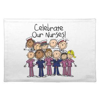Celebrate Our Nurses Place Mat
