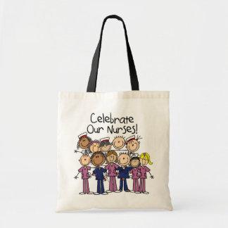 Celebrate Our Nurses Tote Bag