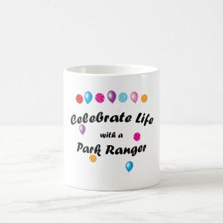 Celebrate Park Ranger Coffee Mug