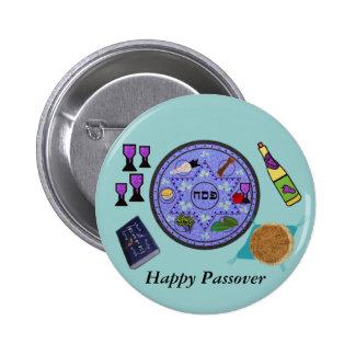 Celebrate Passover 2 Inch Round Button