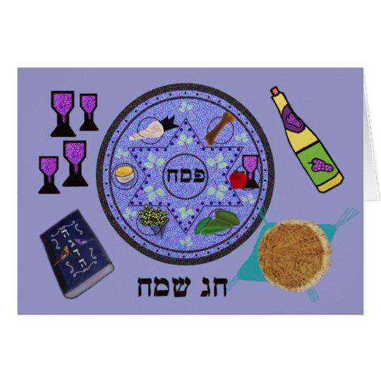 Celebrate Passover Card