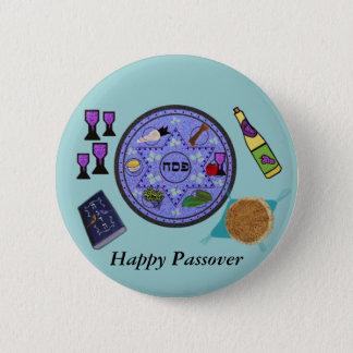 Celebrate Passover Pinback Button