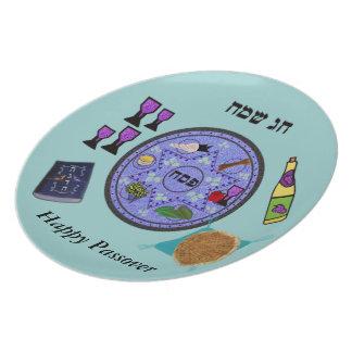 Celebrate Passover Plate