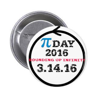 Celebrate Pi Day Button