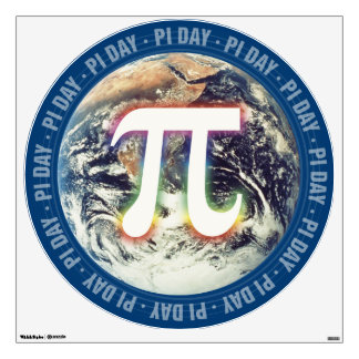 Celebrate Pi Day   Wall Decals