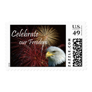 Celebrate Postage Stamps
