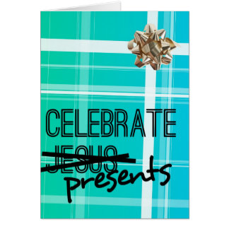 Celebrate Presents Greeting Cards