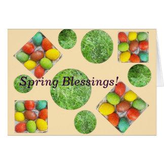 Celebrate Spring Equinox Ostara Easter Card