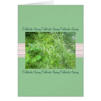 Celebrate Spring Equinox Ostara Easter Cards