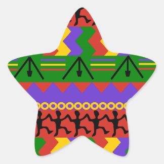 Celebrate Star Stickers