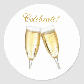 Celebrate!  Sticker