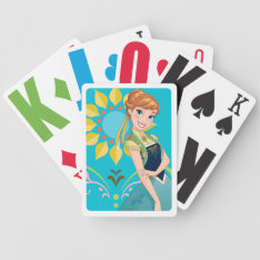 Celebrate Summer Bicycle Playing Cards at Zazzle
