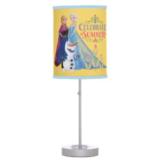 Celebrate Summer Desk Lamp at Zazzle