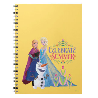 Celebrate Summer Notebook