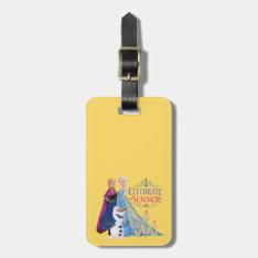 Celebrate Summer Tag For Bags at Zazzle