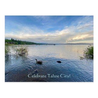 Celebrate Tahoe City! Postcard