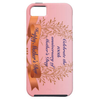 Celebrate the 100th anniversary-of Mother's Day Gi iPhone SE/5/5s Case