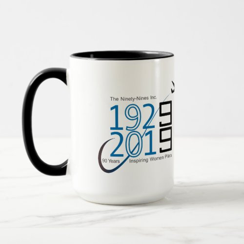 Celebrate the 90th Anniversary Mug