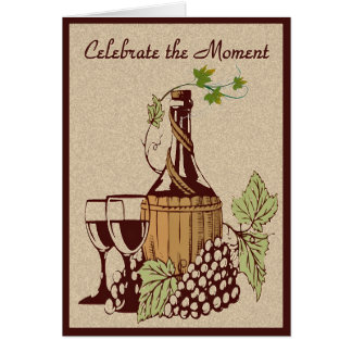 Celebrate the Moment Greeting Card