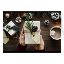 Celebrate the season greeting card
