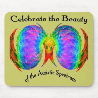 Celebrate the Spectrum Mousepad