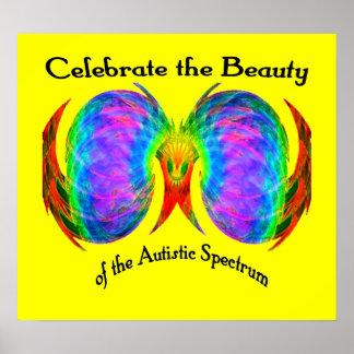 Celebrate the Spectrum Poster