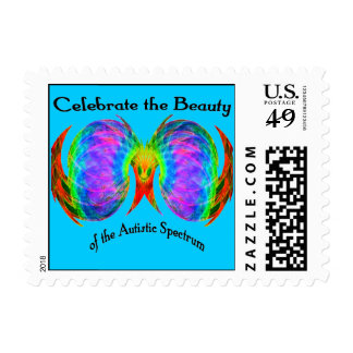 Celebrate the Spectrum Stamps