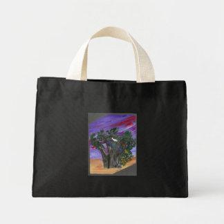 Celebrate the Tree Mini Tote Bag