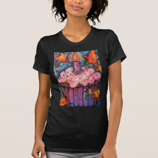 Celebrate With A Cupcake T-shirt