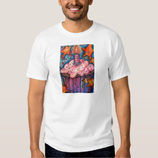 Celebrate With A Cupcake T Shirt