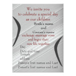 Celebrate with Us Card