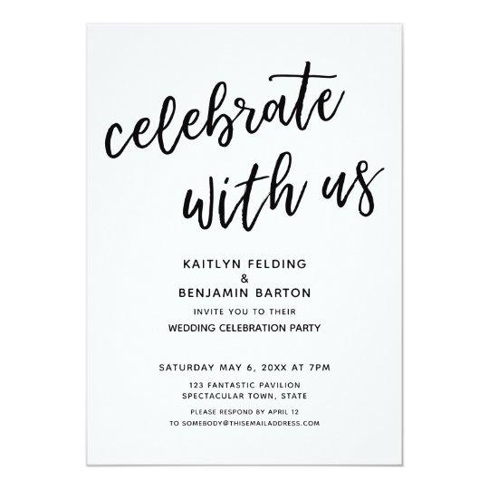 Casual Party Invitation Kozen Jasonkellyphoto Co