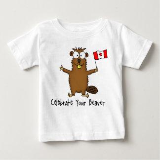 Celebrate Your Beaver Infant T-Shirt