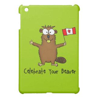 Celebrate Your Beaver iPad Mini Case