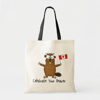 Celebrate Your Beaver Tote Bag